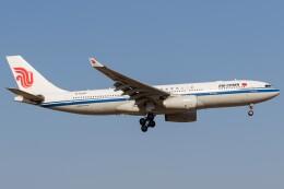 walker2000さんが、成田国際空港で撮影した中国国際航空 A330-243の航空フォト(飛行機 写真・画像)