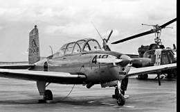 Y.Todaさんが、三沢飛行場で撮影した航空自衛隊 T-34A Mentorの航空フォト(飛行機 写真・画像)