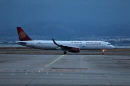 PW4090さんが、関西国際空港で撮影した吉祥航空 A321-231の航空フォト(飛行機 写真・画像)