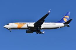 Deepさんが、成田国際空港で撮影したMIATモンゴル航空 737-8ALの航空フォト(飛行機 写真・画像)