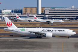 航空フォト:JA707J 日本航空 777-200