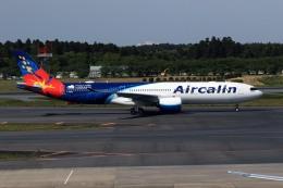 sin747さんが、成田国際空港で撮影したエアカラン A330-941の航空フォト(飛行機 写真・画像)