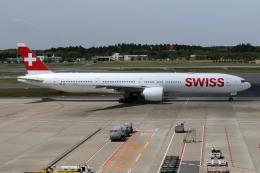 sin747さんが、成田国際空港で撮影したスイスインターナショナルエアラインズ 777-3DE/ERの航空フォト(飛行機 写真・画像)