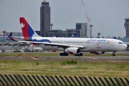 しめぎさんが、成田国際空港で撮影したネパール航空 A330-243の航空フォト(飛行機 写真・画像)