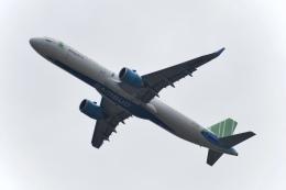 はやさんが、成田国際空港で撮影したバンブー・エアウェイズ A321-251Nの航空フォト(飛行機 写真・画像)