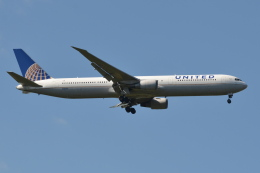 Deepさんが、成田国際空港で撮影したユナイテッド航空 767-424/ERの航空フォト(飛行機 写真・画像)