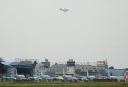 チャレンジャーさんが、厚木飛行場で撮影した海上自衛隊 P-1の航空フォト(飛行機 写真・画像)