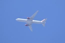 レガシィさんが、宇都宮市上空で撮影したオムニエアインターナショナル 767-328/ERの航空フォト(飛行機 写真・画像)