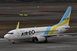 YOSANさんが、新千歳空港で撮影したAIR DO 737-781の航空フォト(飛行機 写真・画像)