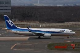 YOSANさんが、新千歳空港で撮影した全日空 737-881の航空フォト(飛行機 写真・画像)