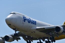 南国の防人さんが、成田国際空港で撮影したポーラーエアカーゴ 747-46NF/SCDの航空フォト(飛行機 写真・画像)