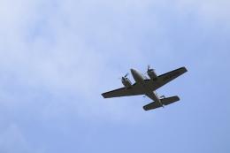 TAK_HND_NRTさんが、高松空港で撮影した学校法人ヒラタ学園 航空事業本部 G58 Baronの航空フォト(飛行機 写真・画像)