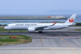 ぐっちーさんが、那覇空港で撮影した日本航空 A350-941の航空フォト(飛行機 写真・画像)