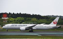 チャーリーマイクさんが、成田国際空港で撮影した日本航空 787-9の航空フォト(飛行機 写真・画像)