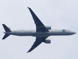 丸めがねさんが、羽田空港で撮影した日本航空 777-346/ERの航空フォト(飛行機 写真・画像)
