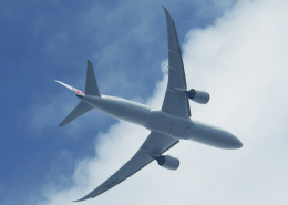 チャーリーマイクさんが、羽田空港で撮影した日本航空 787-9の航空フォト(飛行機 写真・画像)