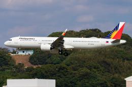 Yukio a.k.a Yu Worksさんが、福岡空港で撮影したフィリピン航空 A321-271Nの航空フォト(飛行機 写真・画像)