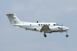 mogusaenさんが、横田基地で撮影したアメリカ陸軍 C-12U-3 Huron (B200C)の航空フォト(飛行機 写真・画像)