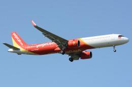 banshee02さんが、成田国際空港で撮影したベトジェットエア A321-271NXの航空フォト(飛行機 写真・画像)