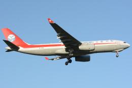 banshee02さんが、成田国際空港で撮影した四川航空 A330-243Fの航空フォト(飛行機 写真・画像)