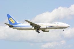 banshee02さんが、成田国際空港で撮影した中国郵政航空 737-8Q8(BCF)の航空フォト(飛行機 写真・画像)