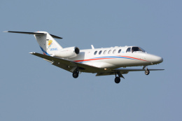 banshee02さんが、成田国際空港で撮影したフジビジネスジェット 525A Citation CJ2+の航空フォト(飛行機 写真・画像)