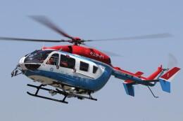 航空フォト:JA01KF 川崎市消防航空隊 BK117