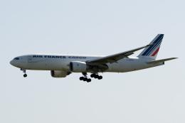 ぎんじろーさんが、成田国際空港で撮影したエールフランス航空 777-F28の航空フォト(飛行機 写真・画像)