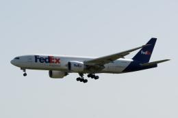 ぎんじろーさんが、成田国際空港で撮影したフェデックス・エクスプレス 777-FS2の航空フォト(飛行機 写真・画像)