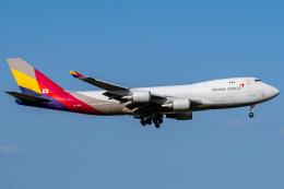 航空フォト:HL7436 アシアナ航空 747-400