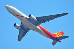 amagoさんが、スワンナプーム国際空港で撮影した香港航空 A330-243Fの航空フォト(飛行機 写真・画像)