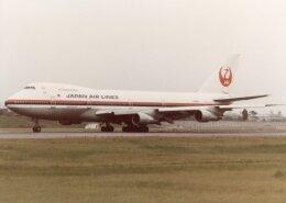 なかすぃ~さんが、伊丹空港で撮影した日本航空 747-146B/SR/SUDの航空フォト(飛行機 写真・画像)