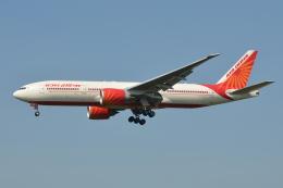 Deepさんが、成田国際空港で撮影したエア・インディア 777-237/LRの航空フォト(飛行機 写真・画像)