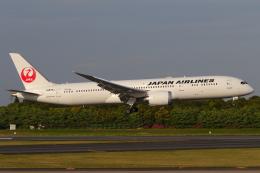 こだしさんが、成田国際空港で撮影した日本航空 787-9の航空フォト(飛行機 写真・画像)