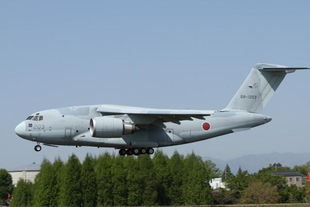 航空フォト:68-1203 航空自衛隊