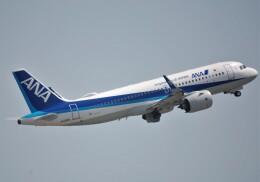 takikoki50000さんが、関西国際空港で撮影した全日空 A320-271Nの航空フォト(飛行機 写真・画像)