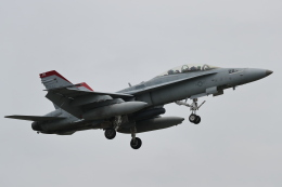 nobu_32さんが、厚木飛行場で撮影したアメリカ海兵隊 F/A-18D Hornetの航空フォト(飛行機 写真・画像)