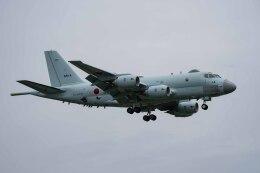 Takeshi90ssさんが、厚木飛行場で撮影した海上自衛隊 P-1の航空フォト(飛行機 写真・画像)