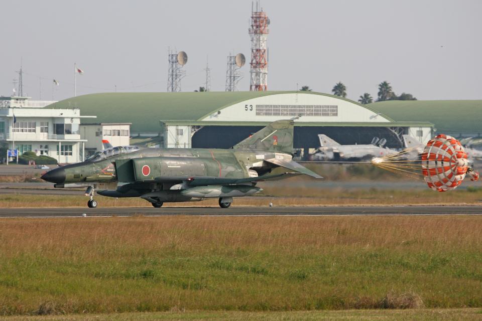tsubameさんの航空自衛隊 Mitsubishi RF-4EJ Phantom II (77-6392) 航空フォト