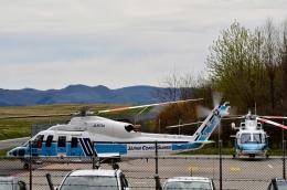 Dojalanaさんが、函館空港で撮影した海上保安庁 S-76Dの航空フォト(飛行機 写真・画像)
