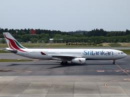 FT51ANさんが、成田国際空港で撮影したスリランカ航空 A330-343Xの航空フォト(飛行機 写真・画像)