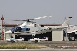 Hii82さんが、八尾空港で撮影した日本法人所有 A109E Powerの航空フォト(飛行機 写真・画像)