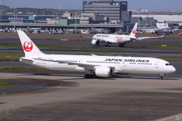 航空フォト:JA867J 日本航空 787-9