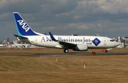 ansett747さんが、福岡空港で撮影した全日空 737-781/ERの航空フォト(飛行機 写真・画像)