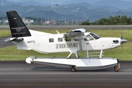 とびたさんが、静岡空港で撮影したせとうちSEAPLANES Kodiak 100の航空フォト(飛行機 写真・画像)