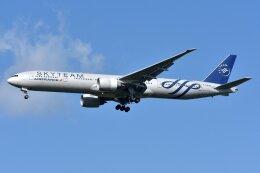 islandsさんが、成田国際空港で撮影したエールフランス航空 777-328/ERの航空フォト(飛行機 写真・画像)