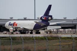 naveさんが、関西国際空港で撮影したフェデックス・エクスプレス DC-10-30Fの航空フォト(飛行機 写真・画像)