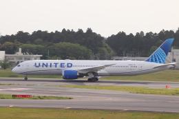 クロマティさんが、成田国際空港で撮影したユナイテッド航空 787-9の航空フォト(飛行機 写真・画像)