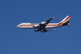 ぼくちゃんさんが、横田基地で撮影したカリッタ エア 747-481F/SCDの航空フォト(飛行機 写真・画像)