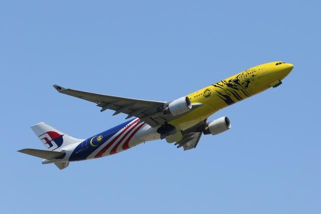 航空フォト:9M-MTG マレーシア航空 A330-300